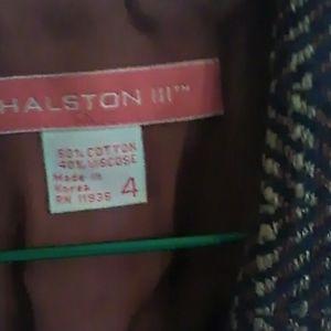 Vintage Halston jacket